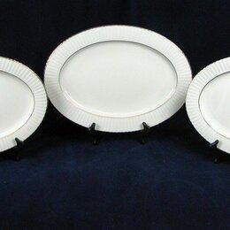 Посуда - LENOX Сервиз TEMPLE COLLECTION CITATION GOLD Большое сервировочное блюдо , 0