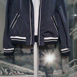 Куртки и пуховики - Ветровка-бомбер для мальчика, р.128, 0