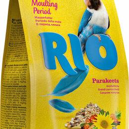 Корма - РИО корм для средних попугаев в период линьки 0,5кг, 0