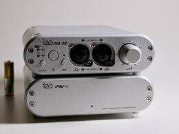 Усилители и ресиверы - Усилитель для наушников Hi-End IZO iHA-32 +…, 0