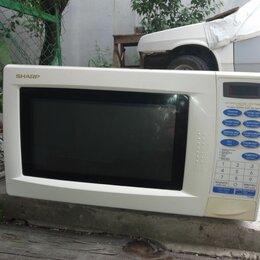 Микроволновые печи - Микроволновая печь sharp r-350a, 0