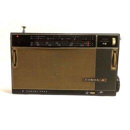 """Радиоприемники - Радиоприемник """"Сокол - 4"""", 0"""