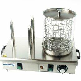 Прочая техника - Аппарат для хот-догов HHD-03 паровой гриль, 0