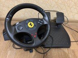 Рули, джойстики, геймпады - Руль ThrustMaster Ferrari GT 2-in-1 Force Feedback, 0