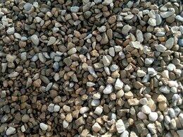 Строительные смеси и сыпучие материалы - Щебень гравийный, 0