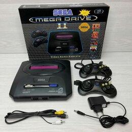 Ретро-консоли и электронные игры - Sega mega drive 368 in 1, 0