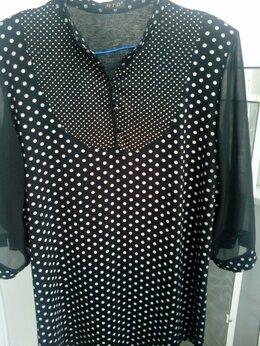 Блузки и кофточки - Красивая блузка в горошек, 0