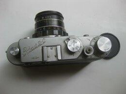 Пленочные фотоаппараты - Фотоаппарат Зоркий 2- С, 0