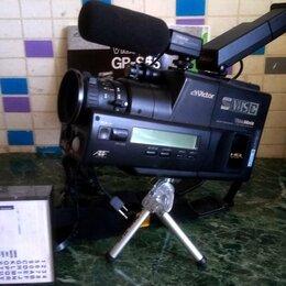 Видеокамеры - Victor  GR-S55 – первая видеокамера Super VHS…, 0
