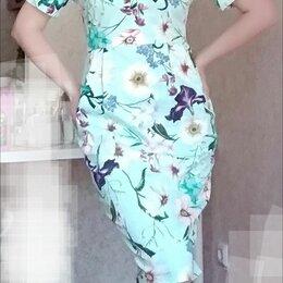 Платья - Платье миди с цветочным принтом ASOS , 0