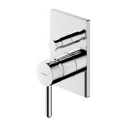 Краны для воды -  Встраиваемый смеситель для ванны Omnires Y Y1235/KCR (хром), 0