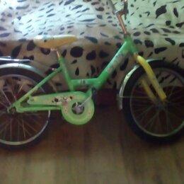 Велосипеды - Велосипед 18 дюймов детский, 0