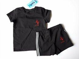 Комплекты верхней одежды - Костюм летний для мальчика Ferrari, 0