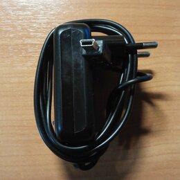 Зарядные устройства и адаптеры - Адаптер питания mini-USB для телефонов, 0