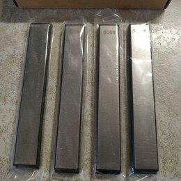 Мусаты, точилки, точильные камни - 4шт Набор алмазных брусков для заточки к точильным, 0
