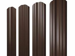 Заборчики, сетки и бордюрные ленты - Металлический штакетник GL Twin  фигурный, 0
