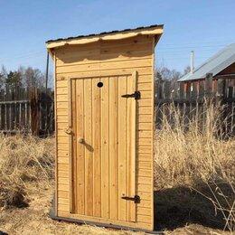 Готовые строения - Дачные туалеты, 0