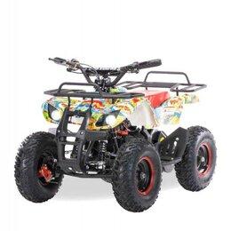 Электромобили - Детский электроквадроцикл Motax (Мотакс) Mini Grizlik X - 16 1000W (машинокомпл, 0