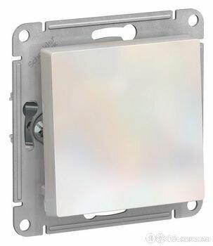 Выключатели Atlasdesign Schneider Electric Переключатель 1кл сх.6 10АХ (жемчу... по цене 248₽ - Защитная автоматика, фото 0