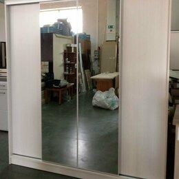 Шкафы, стенки, гарнитуры - Шкаф-купе Альянс 2.0 с зеркалом, 0