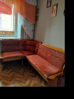 Мебель для кухни - Угловой диван кухонный мягкий 170*130, 0