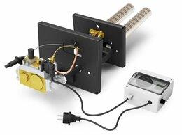 Аксессуары - Газогорелочное устройство для дровяных банных…, 0