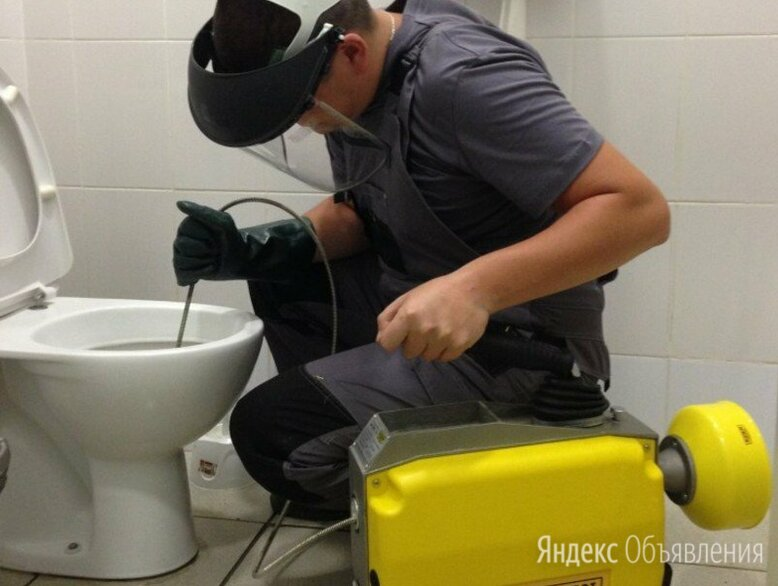 Прочистка внутренней канализации. Устранение засоров - Бытовые услуги, фото 0