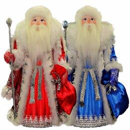 Подарочные наборы - Подарок на Новый год красная или синяя кукла Дед…, 0