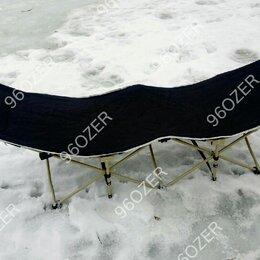 Походная мебель - Раскладушка туристическая 190 см, 0