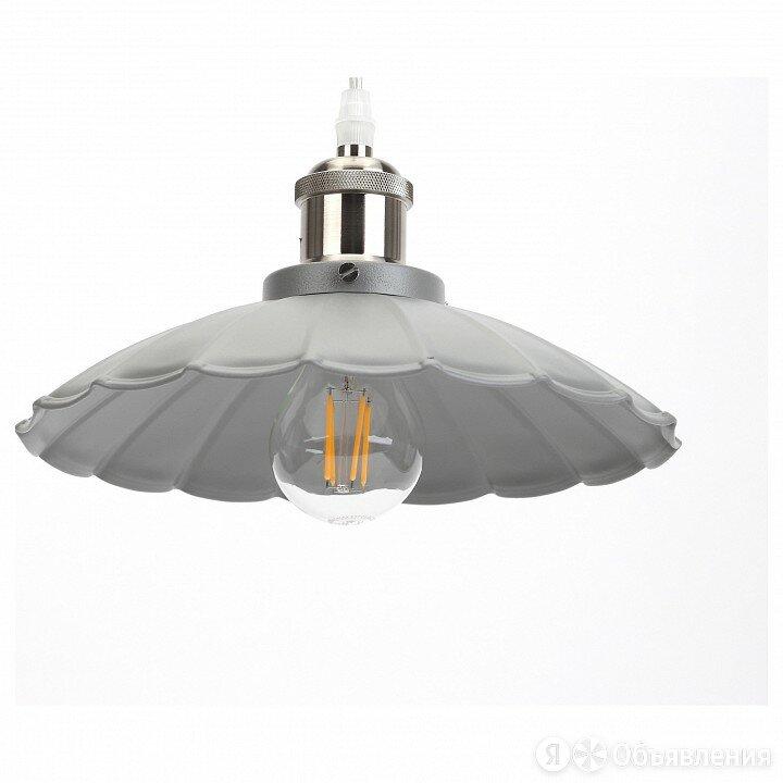 Подвесной светильник Эра PL3 PL3 GR/SN по цене 1295₽ - Люстры и потолочные светильники, фото 0