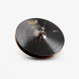 Тарелки - EDCymbals EDIMHH14 Imperial 2017 Hi-Hat Тарелка 14, 0