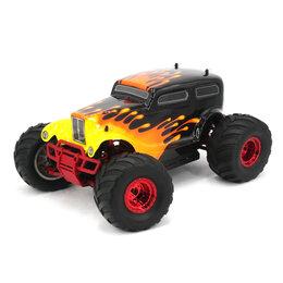 Радиоуправляемые игрушки - Радиоуправляемый внедорожник HSP Hot Rod TOP 4WD…, 0