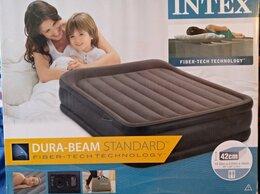 Надувная мебель - Надувная кровать новая, 0