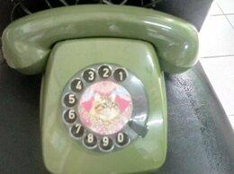 Проводные телефоны - Телефон дисковый Siemens.Доставка, 0