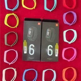 Умные часы и браслеты - Xiaomi mi band 6 + ремешок, 0