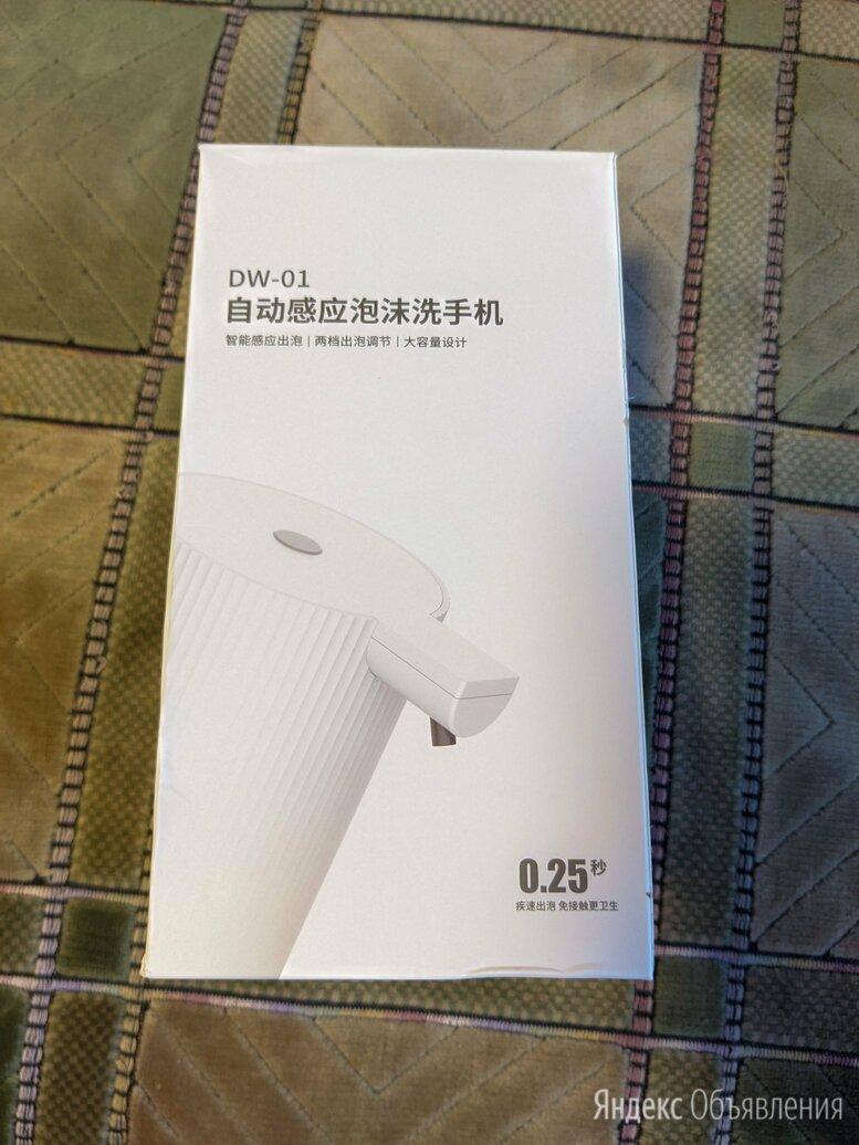 Сенсорная мыльница + мыло + батарейки по цене 1250₽ - Мыльницы, стаканы и дозаторы, фото 0