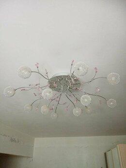 Люстры и потолочные светильники - Люстра 12 рожковая, 0
