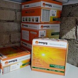 Электрический теплый пол и терморегуляторы - Oasis-100 (0,5 м²-0,9 м²) нагревательная секция, 0