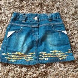 Юбки - Джинсова юбочка на девочку, 0