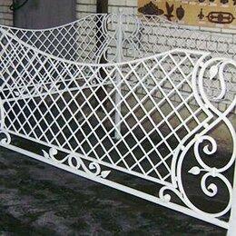 Ритуальные товары - Кованая оградка №20 - изготовим по вашим размерам, 0