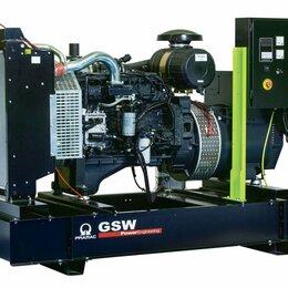 Электрогенераторы - Дизельный генератор Pramac GSW225I, 0
