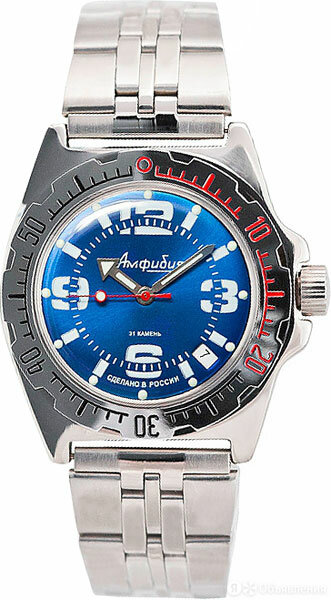 Наручные часы Восток 110902 по цене 5290₽ - Наручные часы, фото 0
