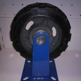 Грузоподъемное оборудование - Большегрузные обрезиненные колеса, 0