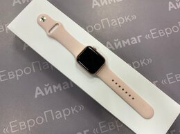 Умные часы и браслеты - Apple Watch Series 6 40mm Gold, 0