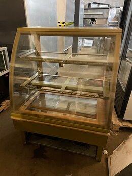 Холодильные витрины - Витрина кондитерская unis Georgia III 1000 Self-se, 0