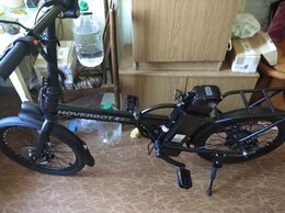 Мототехника и электровелосипеды - Электро велосипед   HOVER BOOT CV-7 OPTIMUS, 0