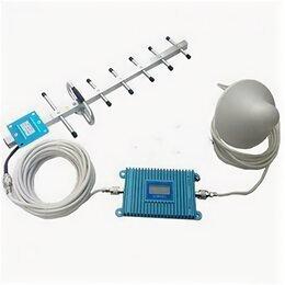 Антенны и усилители сигнала - Усилитель сотовой связи GSM900 комплект, 0