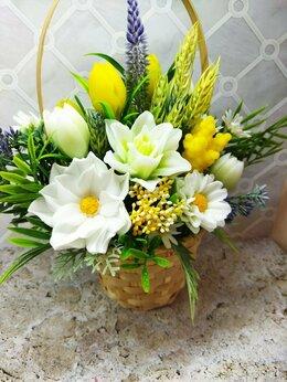 Цветы, букеты, композиции - Интерьерная композиция 85, 0