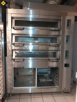Жарочные и пекарские шкафы - Печь подовая, 0