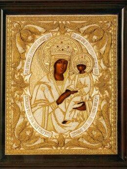 Иконы - Икона Божией Матери Споручница грешных, 0